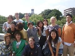ドイツから交換留学生がやって来ました