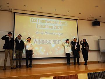 WININGSPIRIT賞:ブルーインパルスチーム