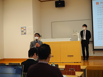 長島教授(審査員)のコメント