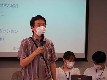 東京都立大学の饗庭伸教授